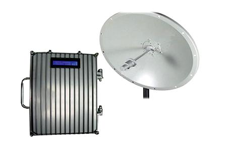microwave transmission dish